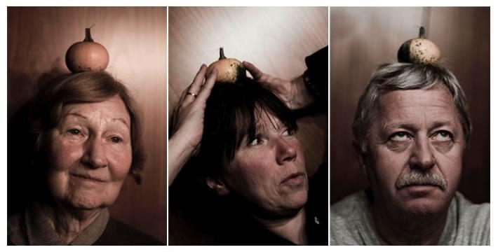 Portraits Toni